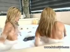 Twins horny sisters hardfuck